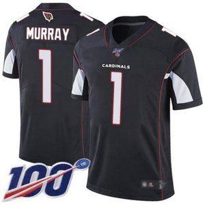 NFL Shirts - Arizona Cardinals Kyler Murray 100th Season Jersey